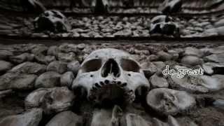 Marduk - Bleached Bones [Lyric Video/Lyrics on screen]