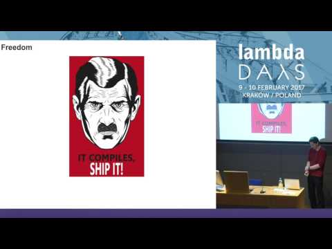 What Orwell's 1984 Can Teach Us about Programming - Daniel Beskin (Lambda Days 2017)