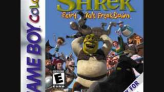Shrek Fairy Tale Freakdown- Victory