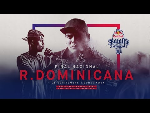 Final Nacional República Dominicana 2018 - Red Bull Batalla De Los Gallos