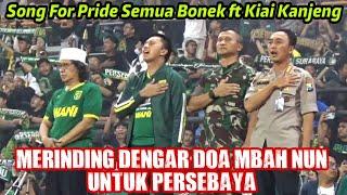 Download Mp3 Saat Mbah Nun Ikut Mbonek, Anthem Song For Pride Ft Kiai Kanjeng   Persebaya Vs