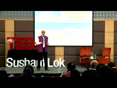 Waking up and reliving history in India: Aman Nath at TEDxSushantLok