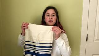 Lucy's Tallit