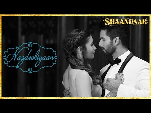 Shahid Kapoor Brings Prince Charming To Life In This New Shandaar Song 'Nazdeekiyan'