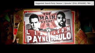 DROP THE MIC:  LIAM PAYNE VS. JASON DERULO - FULL BATTLE | TBS REACTION