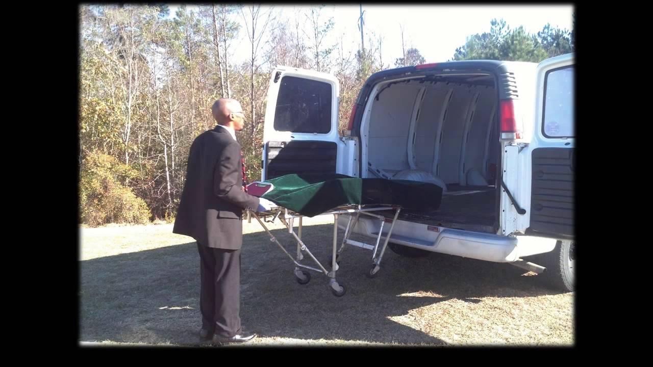 d l mortuary transport youtube