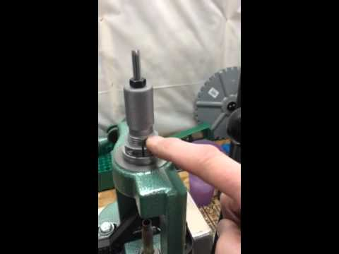 RCBS Decapping Die