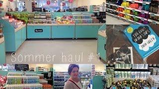 Sommer haul #1