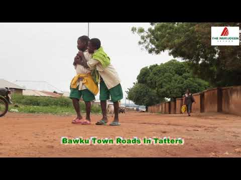 Bawku Town Roads in 40 pictures