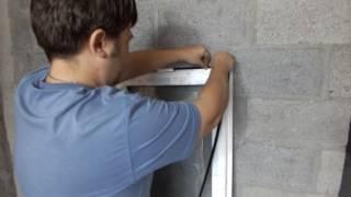 Ремонт окна+замена уплотнителя на ПВХ окне(, 2016-11-06T17:07:02.000Z)