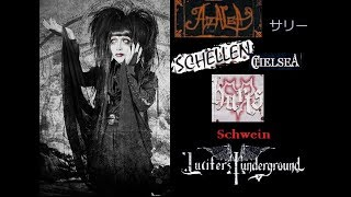 Tracklist: (Song used in intro: Lucifer's Underground - Meu amor é)...
