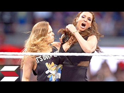 10 Reasons Why Ronda Rousey Should Join The Diva Revolution
