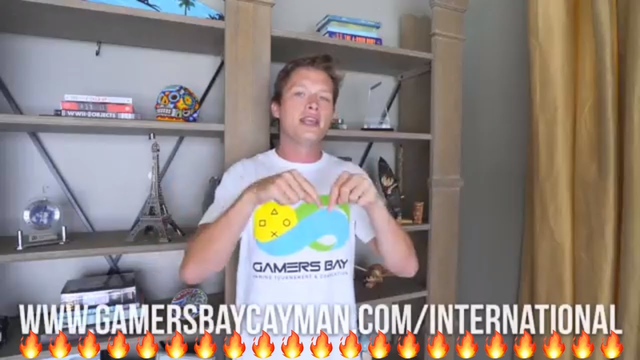 TmarTn Is Back For Gamers Bay 3! | Gaming Tournament & Tech Convention In The Cayman Islands