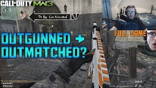 GETTING OUTMATCHED ON MODERN WARFARE 3??