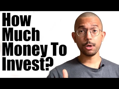 How To Get Started In Crypto - How Much Money Should You Invest?