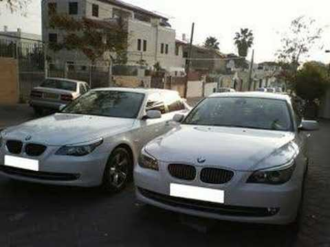 The New Bmw 530i 2008 - YouTube