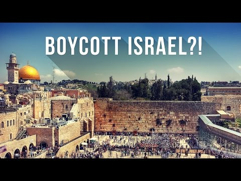 Want to BOYCOTT Israel? This will change your mind!!