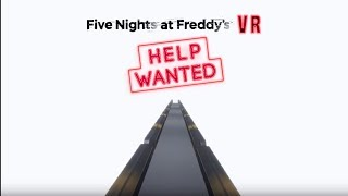 Lekko Spoilerowe wyjaśnienie, o czym jest Help Wanted - Five Nights at Freddy's VR [PL/ENG]