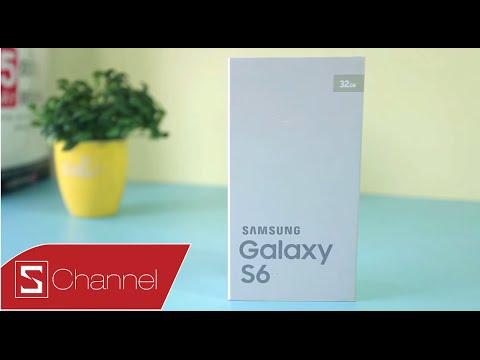 Schannel - Mở hộp Galaxy S6 Hàn Quốc giá 11.5 triệu, rẻ hơn 5 triệu : Vô đối tầm giá