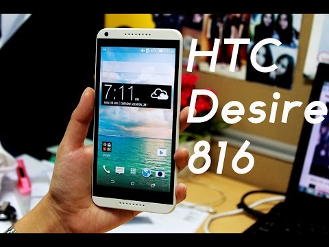 [REVIEW] HTC Desire 816 - Bahasa Indonesia
