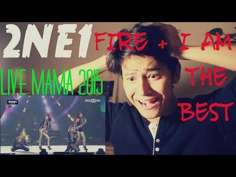 [MAMA 2015] 2NE1 FIRE + I AM THE BEST REACTION (KILL 'EM!!) Mp3