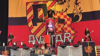 Avatar - A Statue Of The King / Download 2018🤟🏻