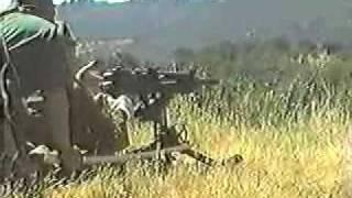 大日本帝国陸軍・九二式重機関銃 Type 92 Heavy Machine Gun