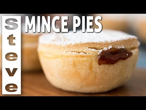 EASY CHRISTMAS MINCE PIES - using our Homemade Mincemeat