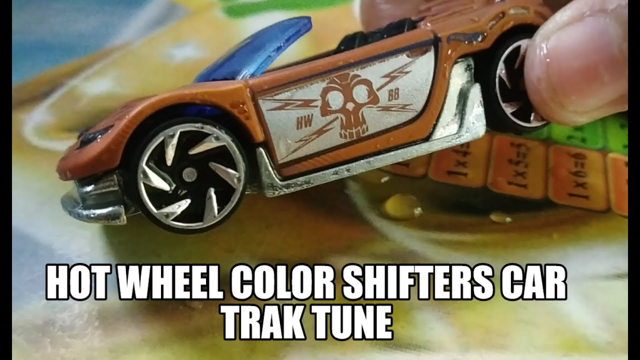 Details about  /Hot Wheels Color Shifters Trak-Tune