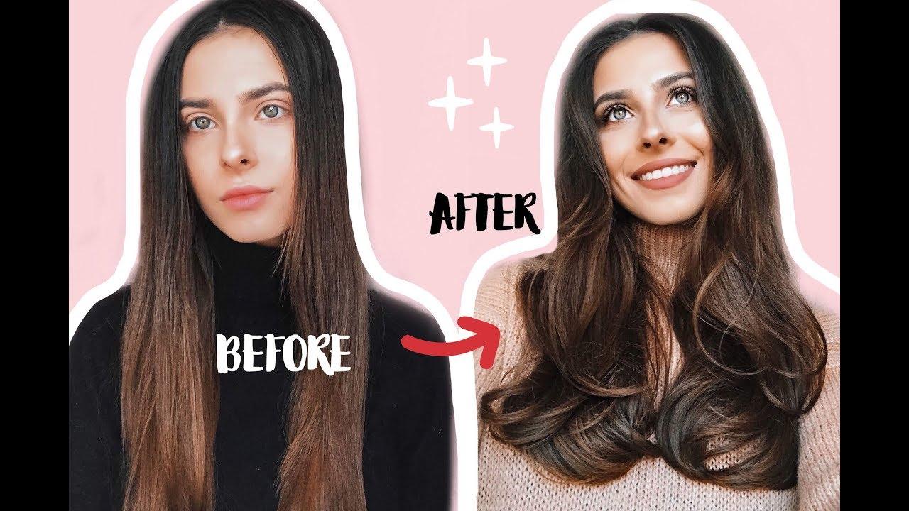 Как выпрямить волосы без утюжка и фена: 8 супер способов