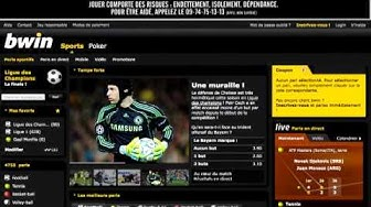 bwin.party's sports betting business