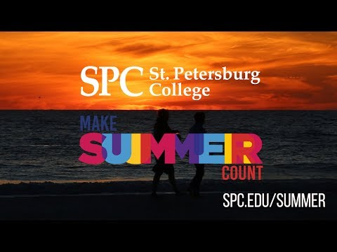 Make Summer Count at St. Petersburg College (CC)