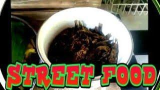Gambar cover STREET FOOD # Sego Tiwul Iwak Kali ... Mantap