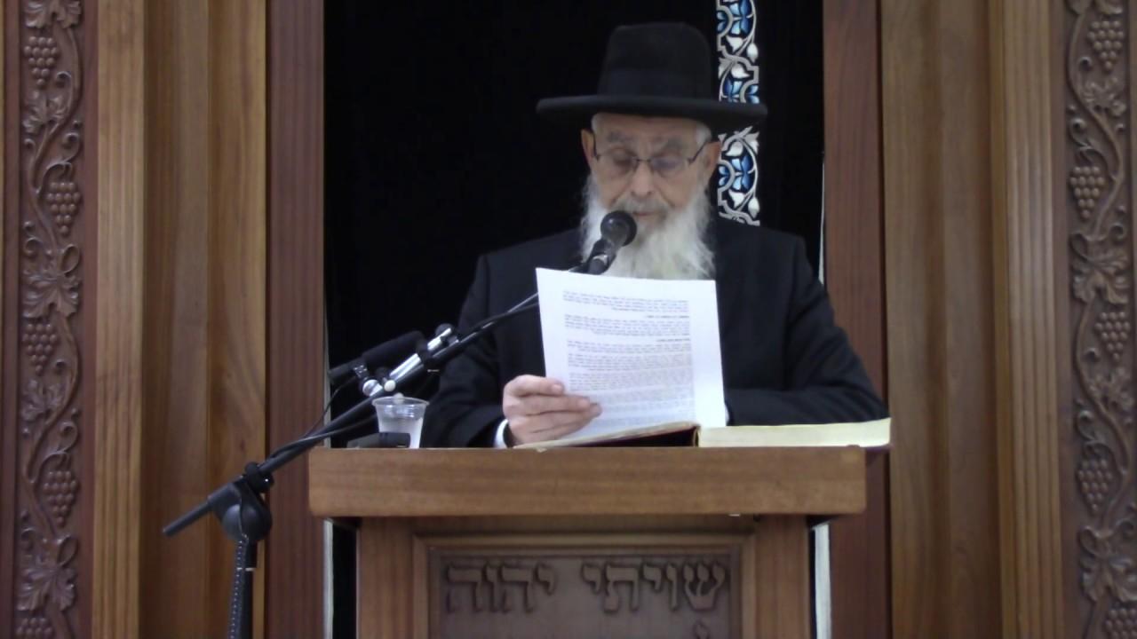 שליח נעשה עד - שיעור כללי במסכת קידושין - הרב יעקב אריאל