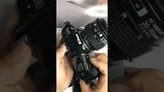 Nikon F-401 F401 auto focus sl…