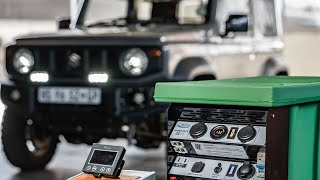 Installing A Dual Battery System on My Jimny (2019)