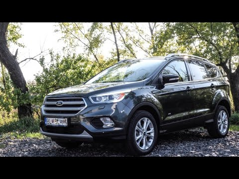 Ford Kuga 2018 Ecoboost quick review