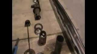 Глушители выпуска ЯВА JAWA 350(В этом видео я расскажу про декарбанизацию глушителей выпуска. http://ok.ru/group..., 2015-08-09T11:12:23.000Z)