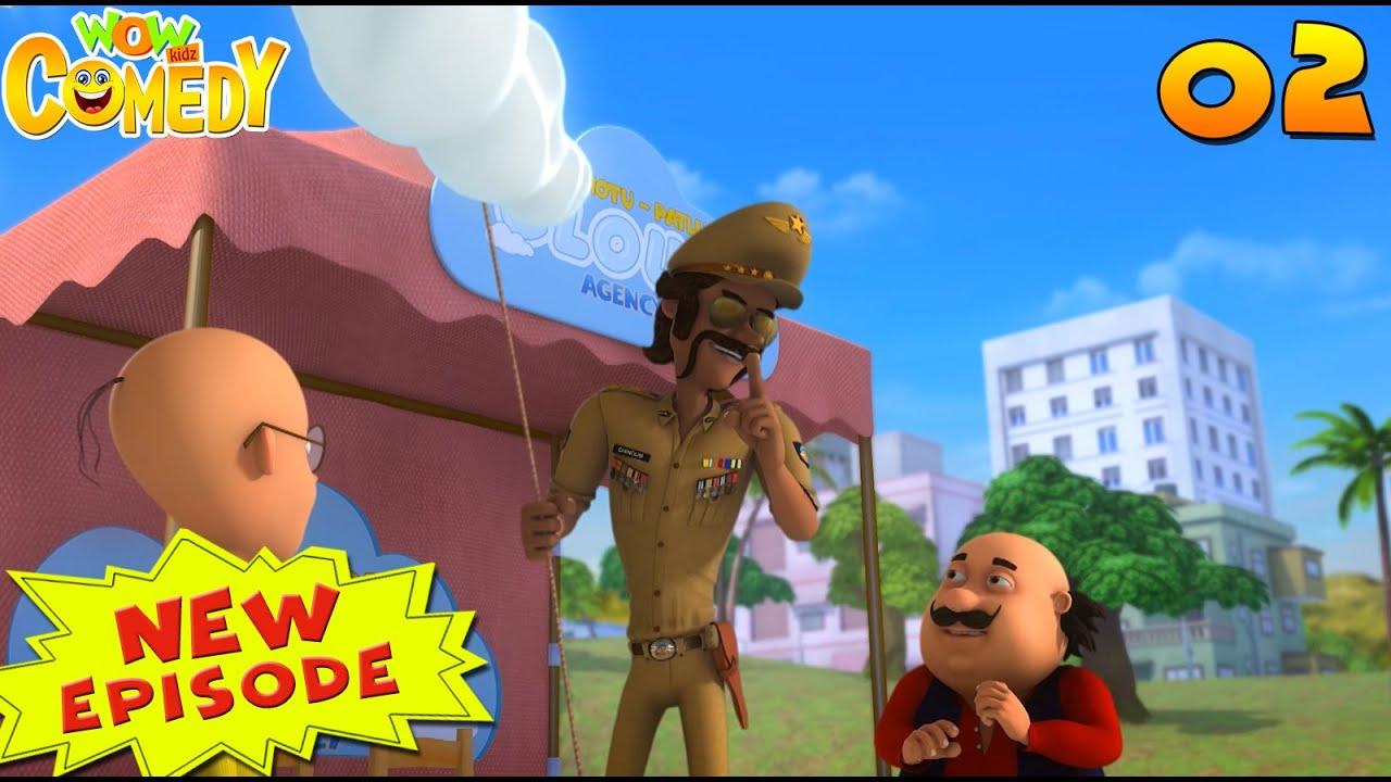 Motu Patlu Cartoon in Hindi | Motu Ki Cloud Agency | S10 | New Cartoon | Hindi Cartoon