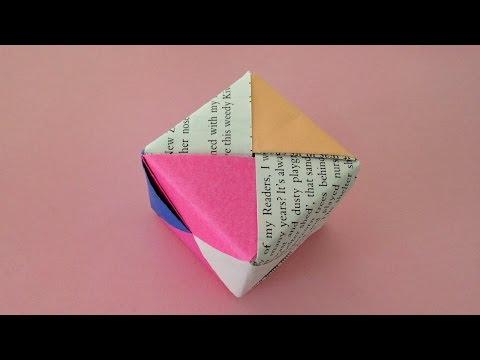 クリスマス 折り紙:折り紙 くす玉 簡単-popmatx.com