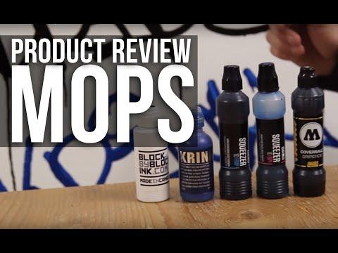 Product Review: Graffiti Mops