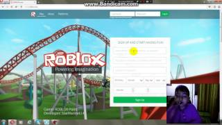 tutorial how to make a roblox account