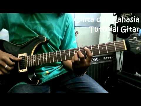 Cinta dan Rahasia (Glenn & Yura) - Tutorial Gitar / Lesson
