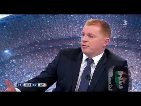 Maribor 0-7 Liverpool post match analysis Graeme Souness, Neil Lennon