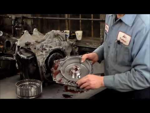 F4A51 Teardown Inspection
