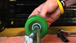 How to: Remove Longboard Bearings