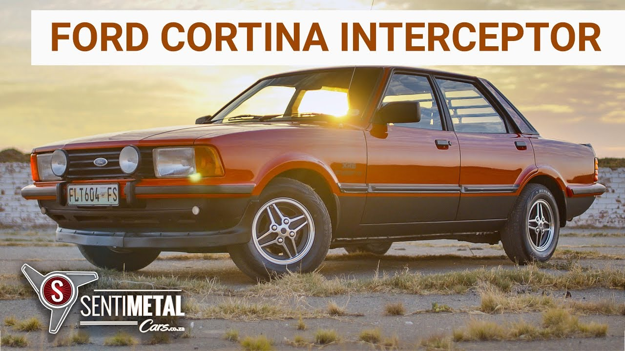 Ford Cortina Xr6 Interceptor Sentimetal Episode 12 Youtube