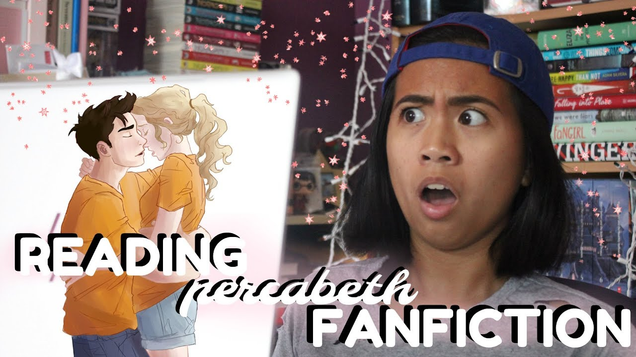 READING PERCABETH FANFICTION