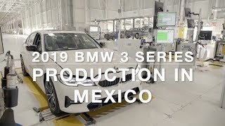 2019 BMW 3 Series - Production in Mexico