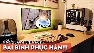 Những góc máy (chơi game) đẹp nhất Việt Nam tháng 7/2019: GÓC MÁY TRẢ THÙ NGỌT NGÀO?!!?